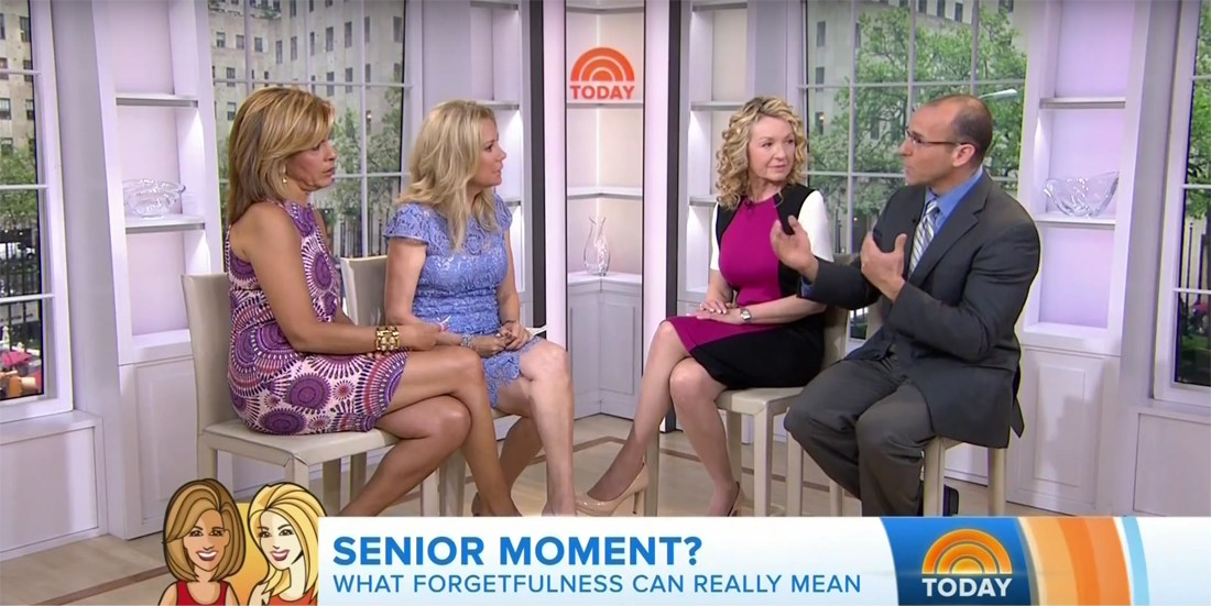 Dr. Osborn on the Today Show