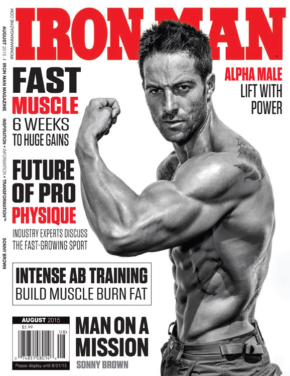 Ironman Anti-Aging August 2015
